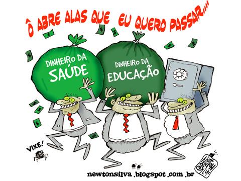 Resultado de imagem para corrupção carnaval